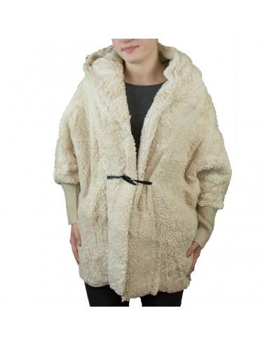 Veste manteau femme avec capuche