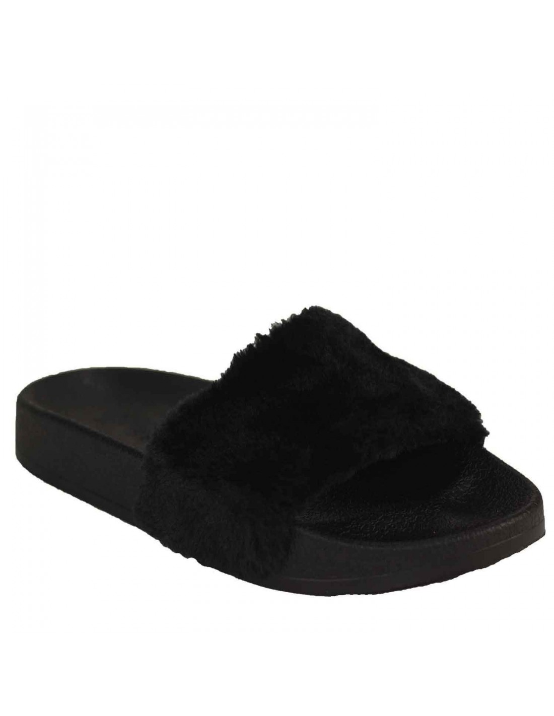 85e63b8bdf4fc mules femme noir,Chaussures femme   sandales plates,mules