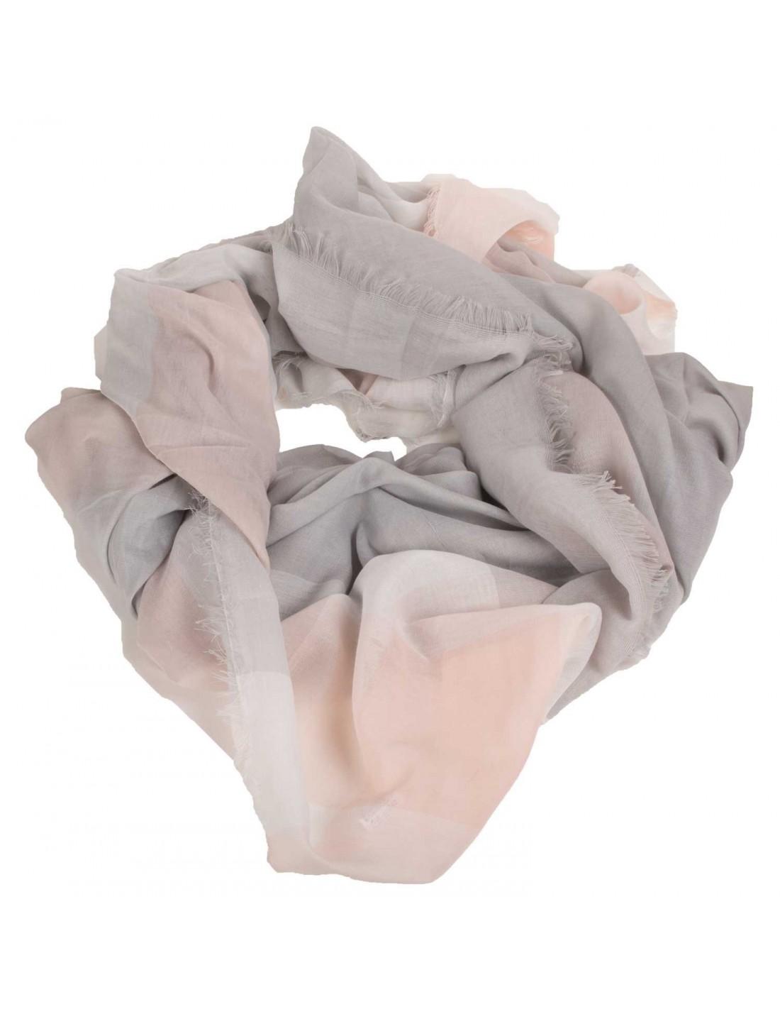 foulard carreaux ch le vichy rose bleu gris accessoire de mode. Black Bedroom Furniture Sets. Home Design Ideas