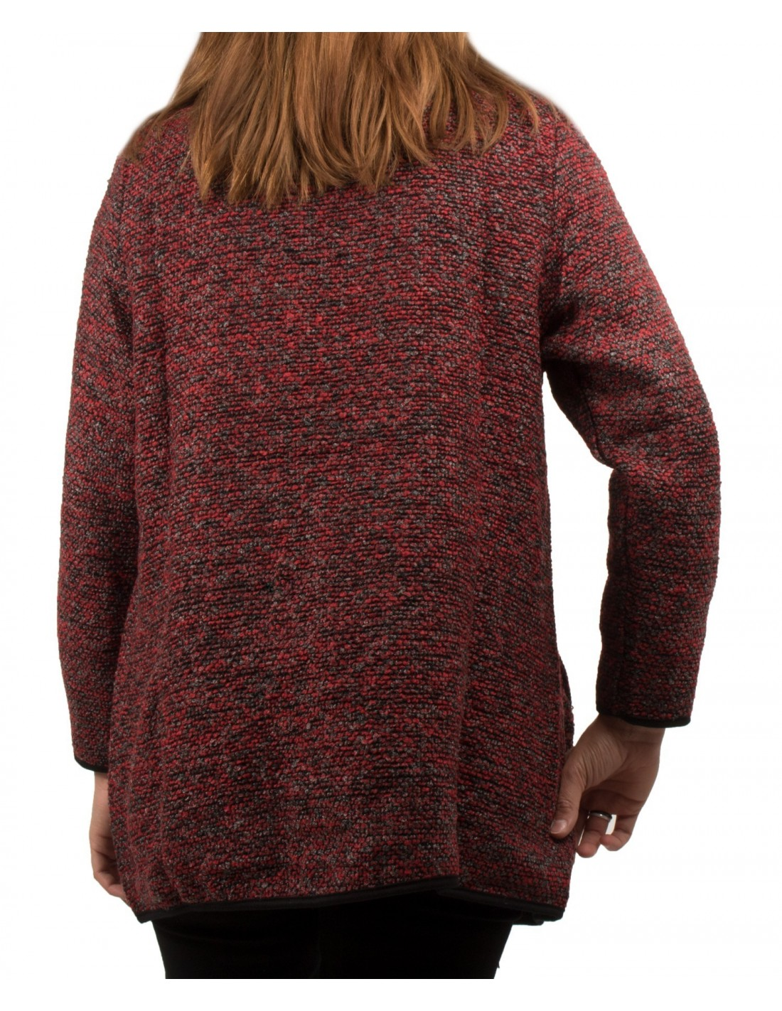 veste en tweed femme grande taille les vestes la mode sont populaires partout dans le monde. Black Bedroom Furniture Sets. Home Design Ideas