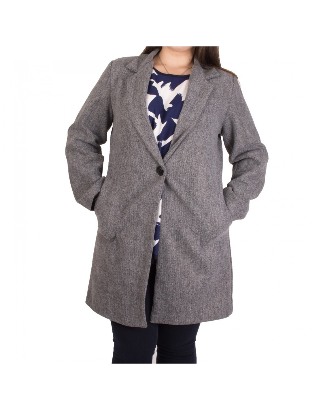 Veste fausse fourrure femme pull and bear